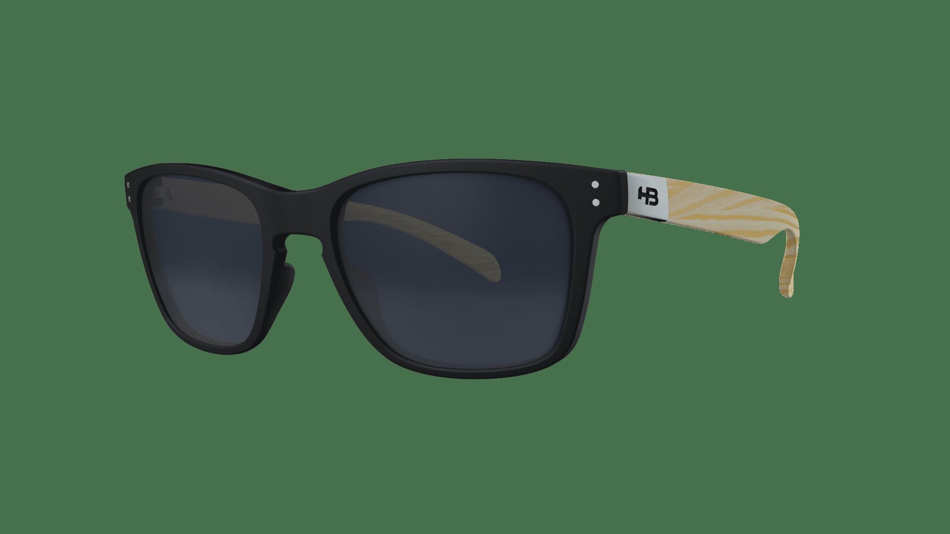 Óculos Gipps II HB Black Wood e Gray