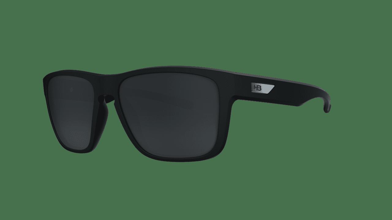 Óculos H-Bomb  HB Matte Black e Gray
