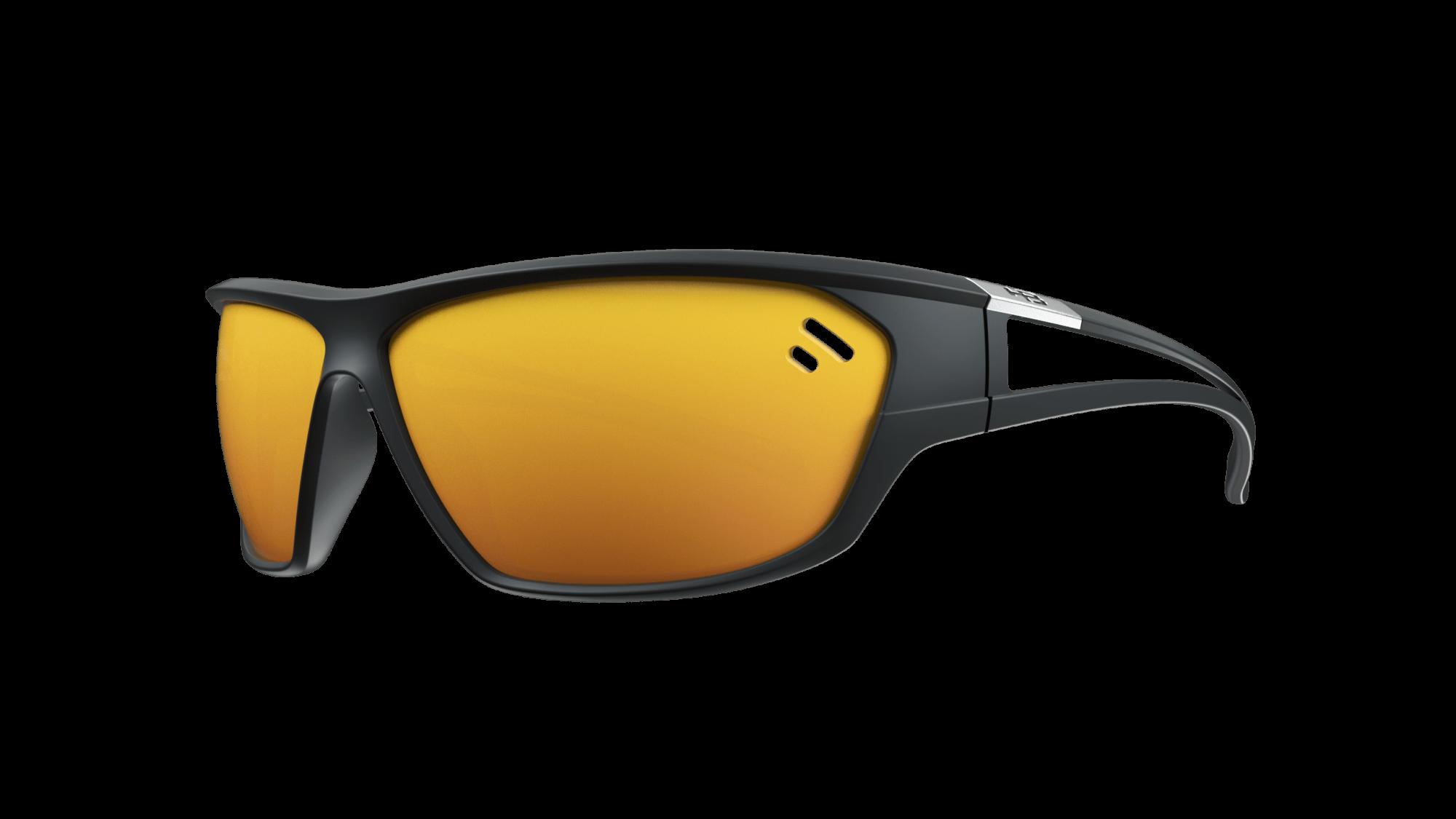 Óculos HB Flip Matte Black Multi Red