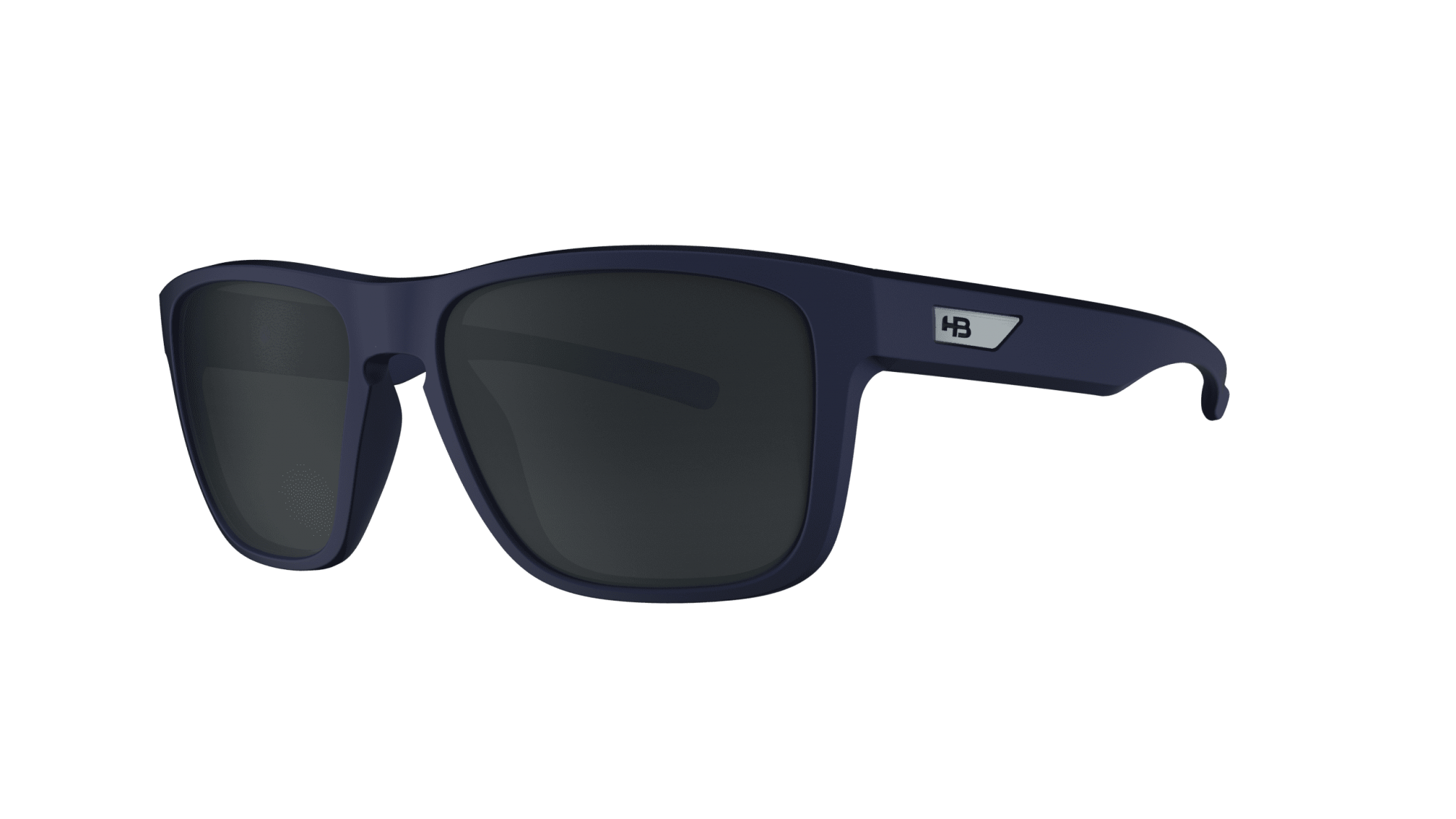 Óculos HB H-Bomb Matte Navy Gray