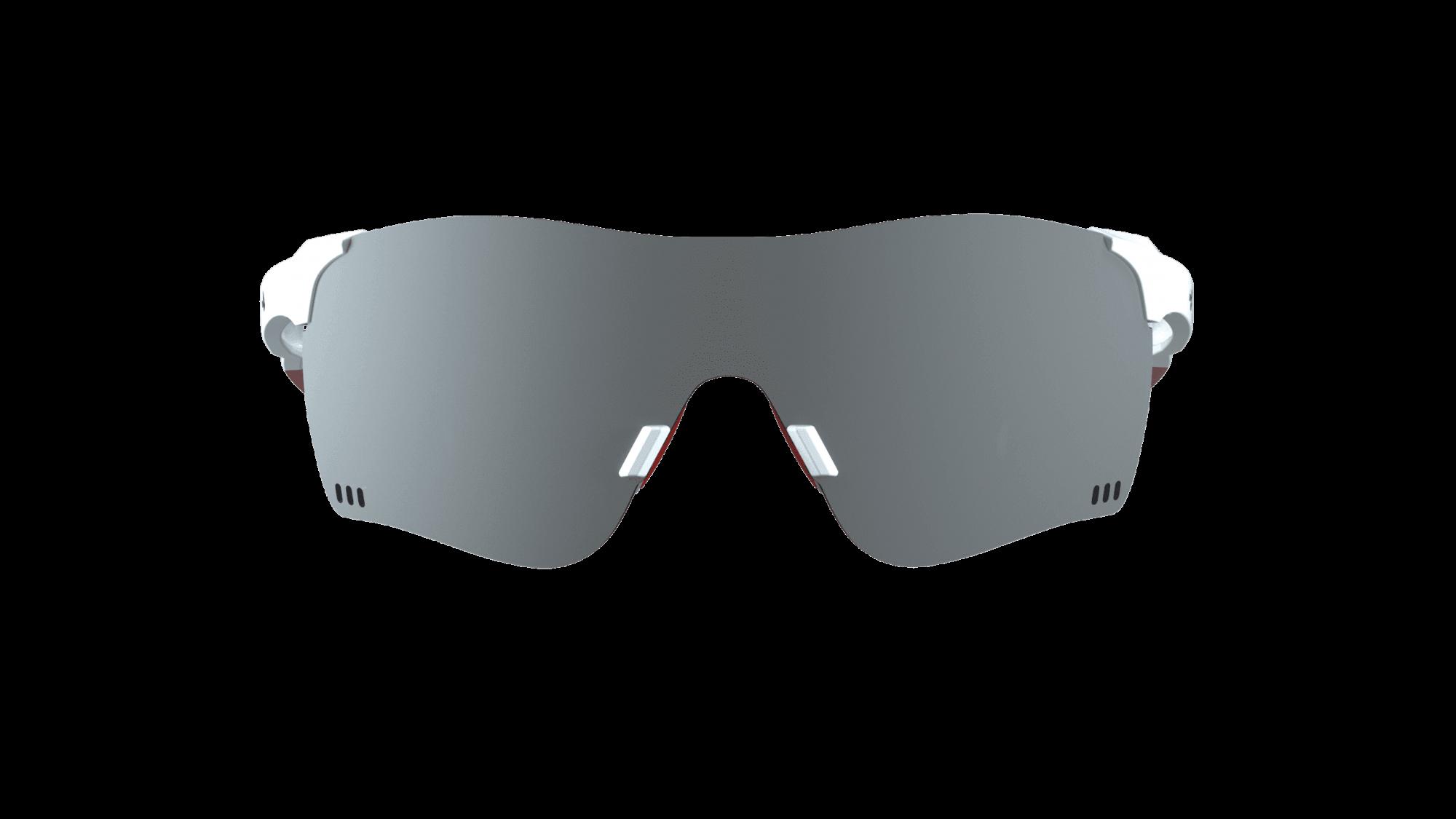 Óculos Quad F HB Pearled White Silver