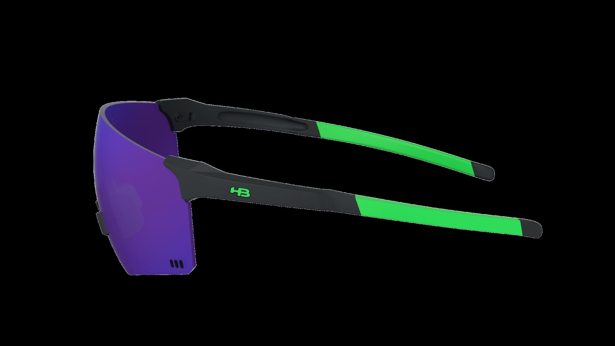 Óculos Quad R HB PQP Green Chrome