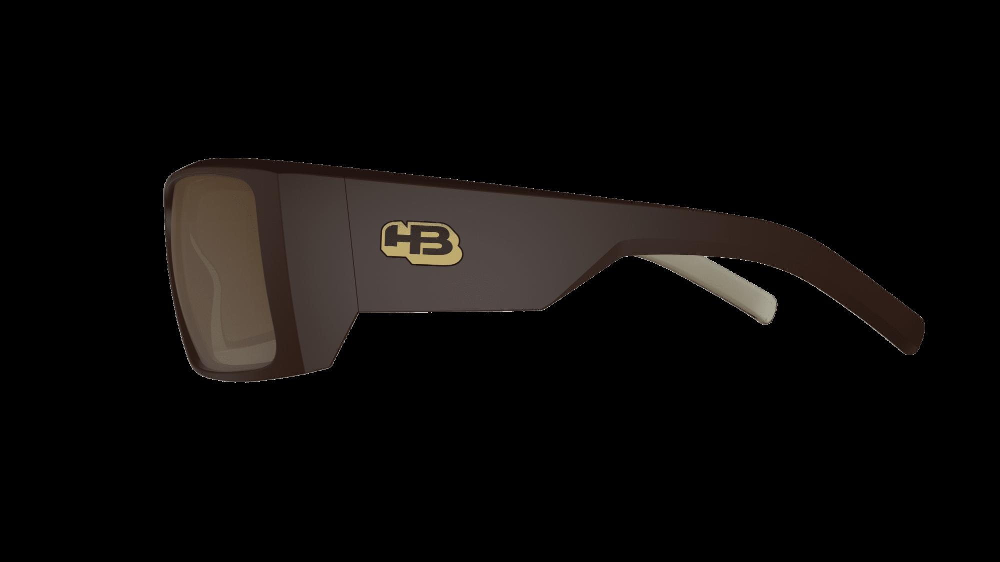 Óculos Rocker 2.0 Hb Matte Café Bege Brown