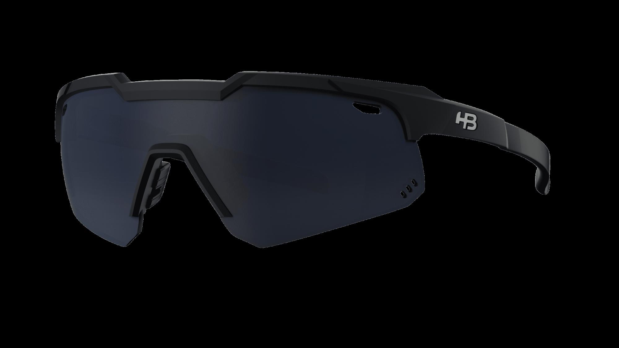Óculos Shield Evo Mountain HB Matte Black Gray