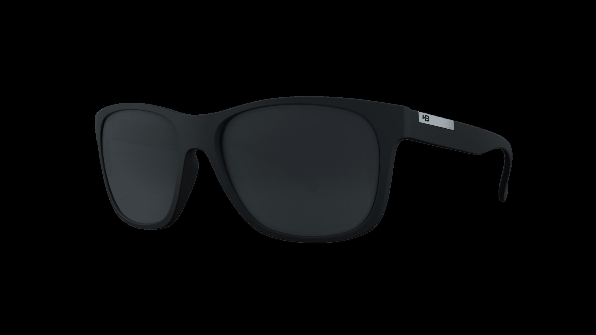 Óculos Underground HB Matte Black Gray