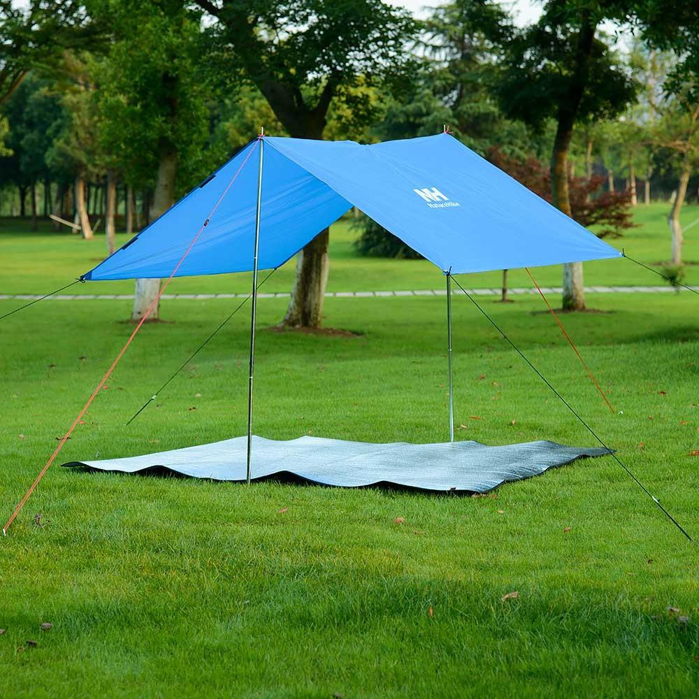Poncho Unisex Triple Canopy Multifuncional Naturehike
