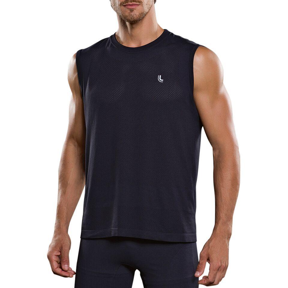 Camiseta Regata Run Free Masculina Lupo