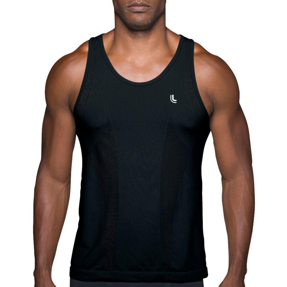 Camiseta Regata Running Masculino Lupo
