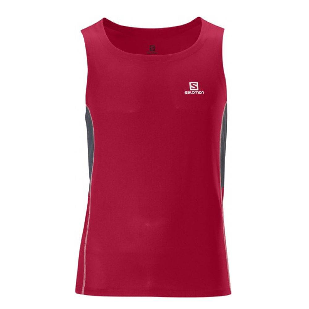 Camiseta Regata Trail Feminina Salomon
