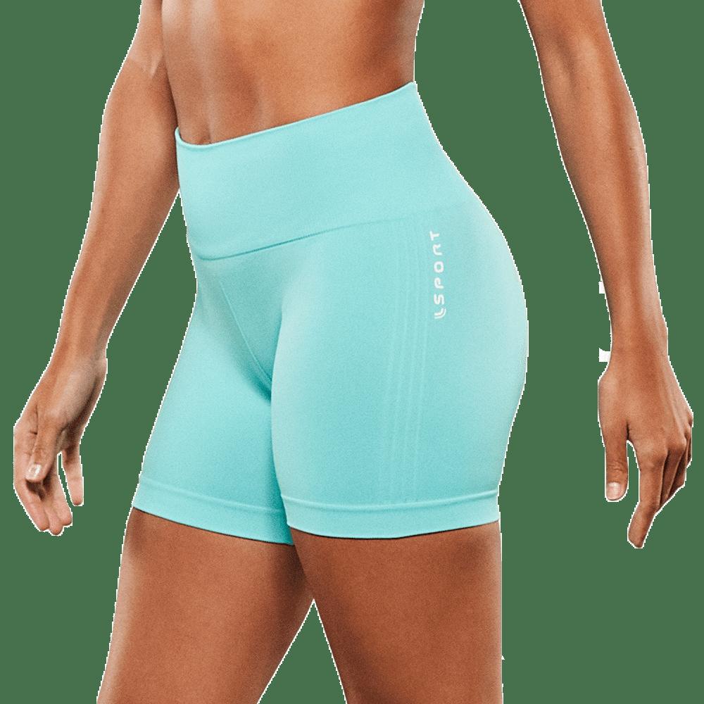 Short LSport Basic Feminino Lupo