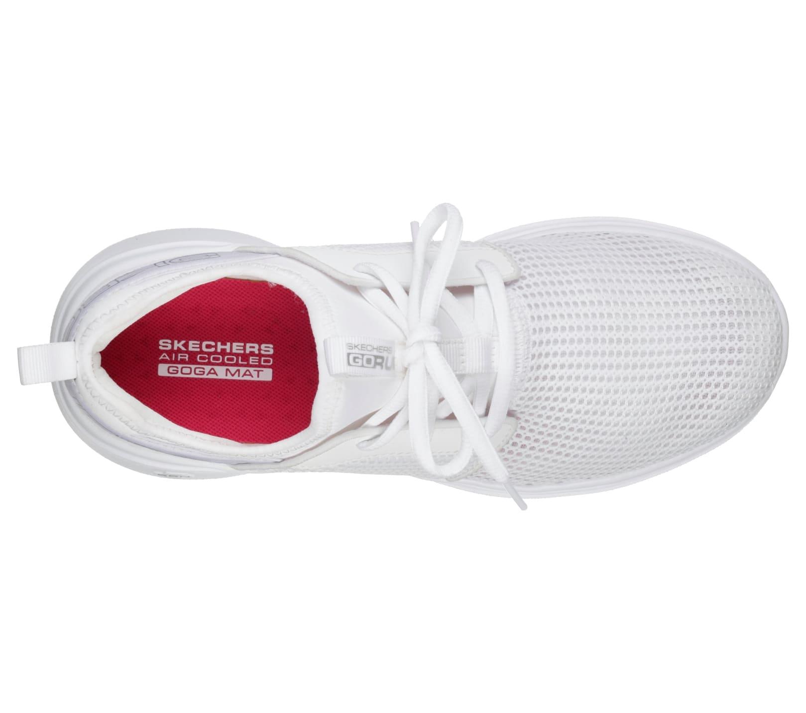 Tênis Go Run Fast - Valor Feminino Skechers Branco