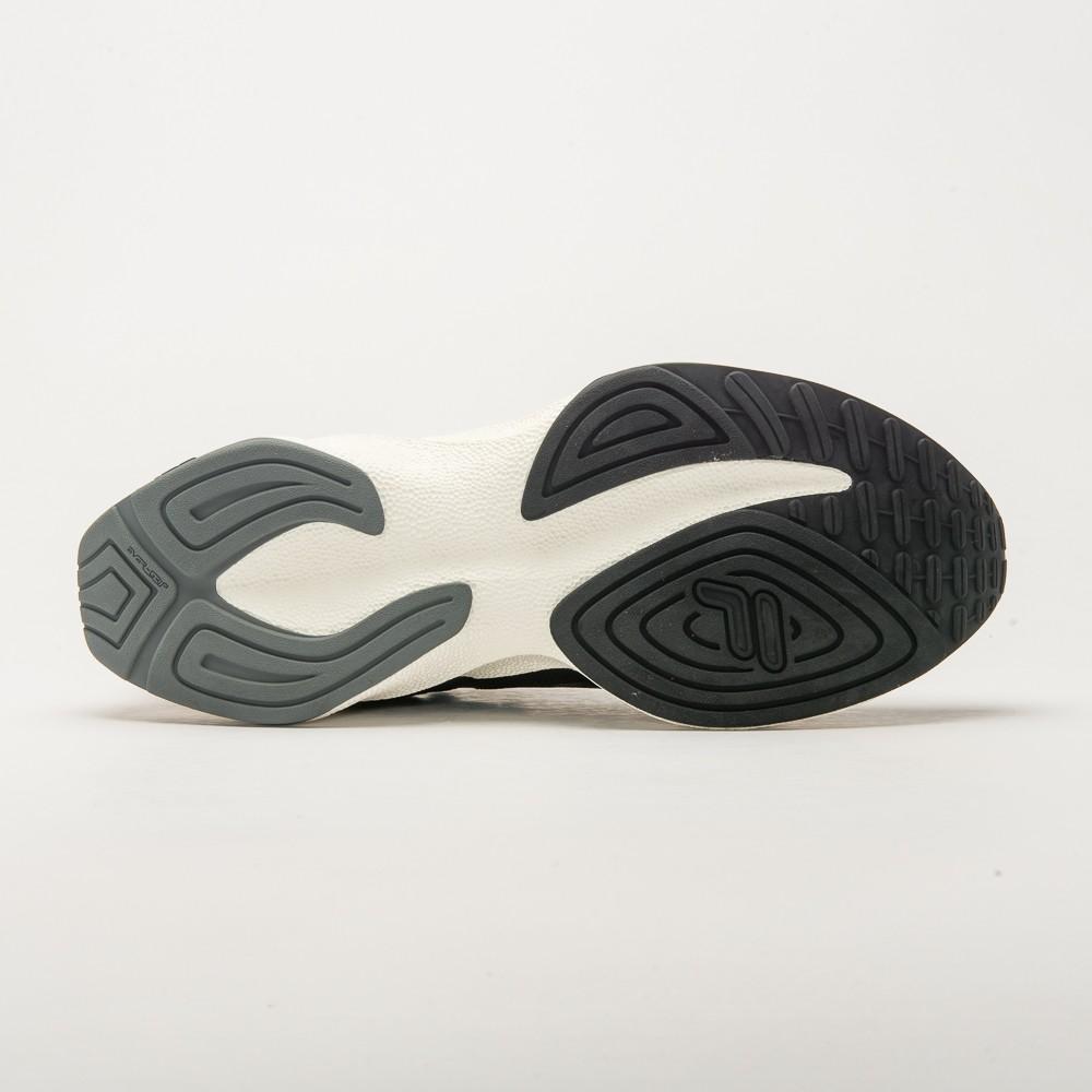 Tênis Para Corrida Float Fit Masculino Fila Preto Vermelho e Branco
