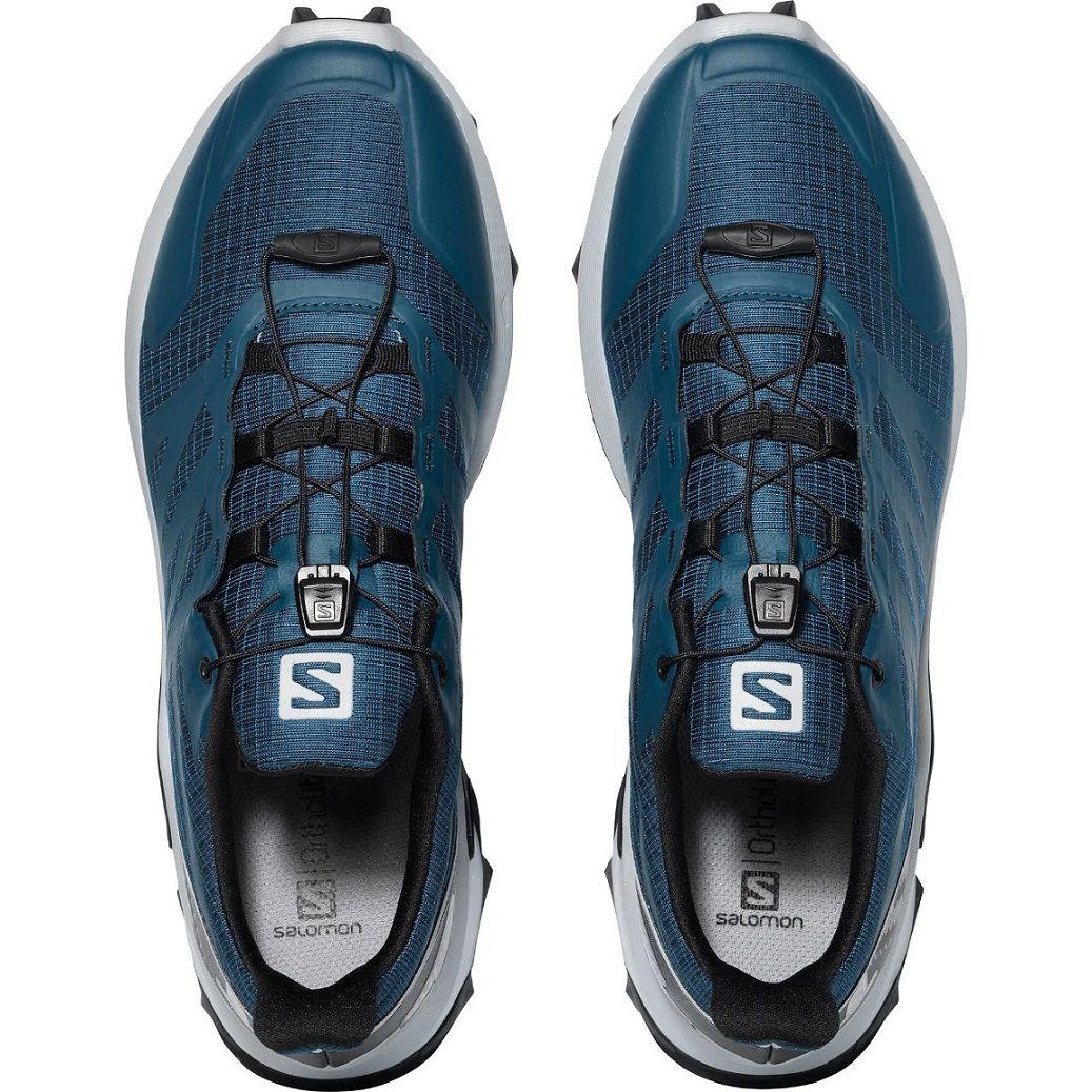 Tênis Supercross Masculino Salomon Azul