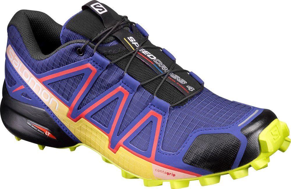 Tênis Speedcross 4 Feminino Salomon Roxo