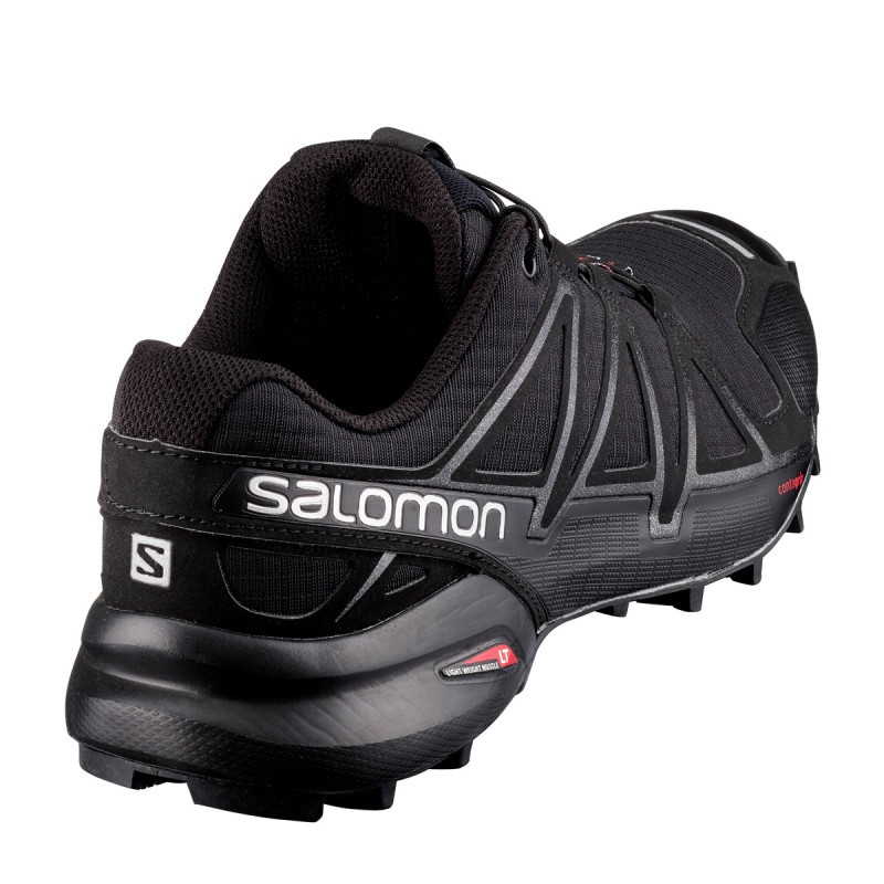 Tênis Speedcross 4 Masculino Salomon Preto