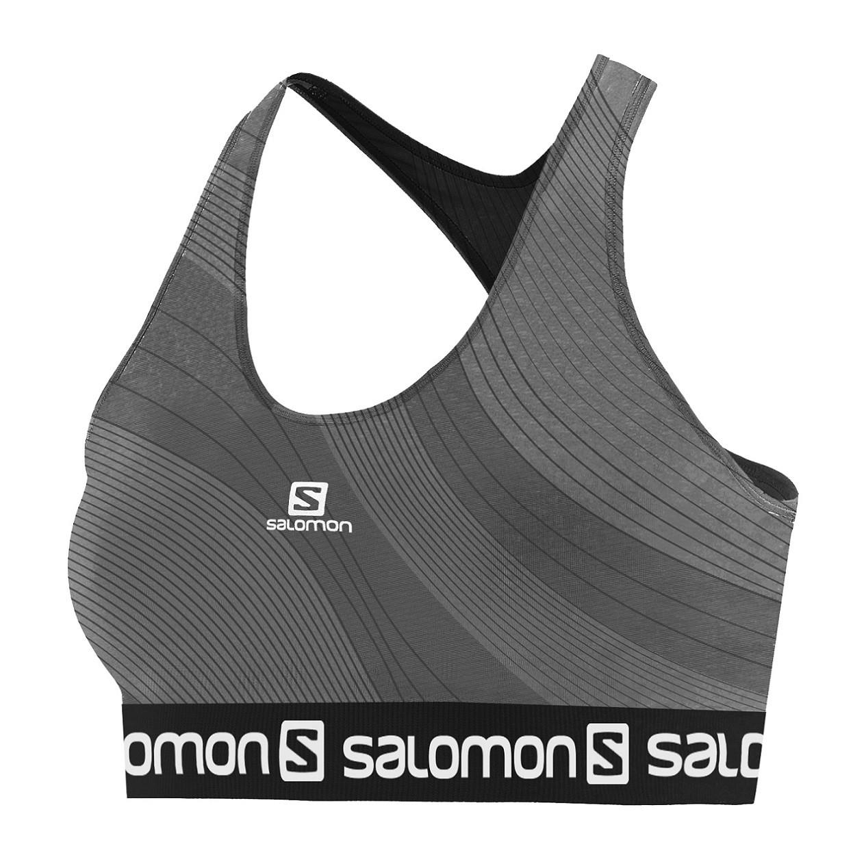 Top Impact Graphic Bra Soft Salomon