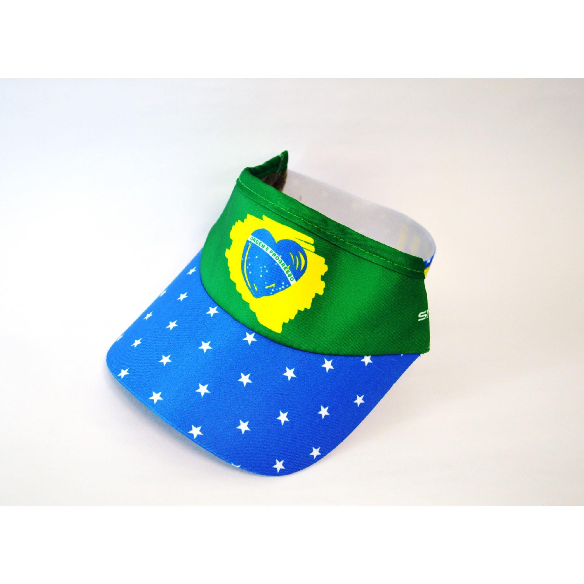 VIseira Microfibra Sprint FInal Brasil