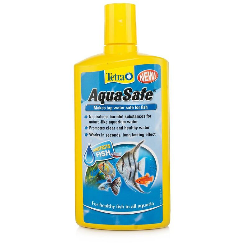 AquaSafe Tetra 50 ml | Acondicionador de Água