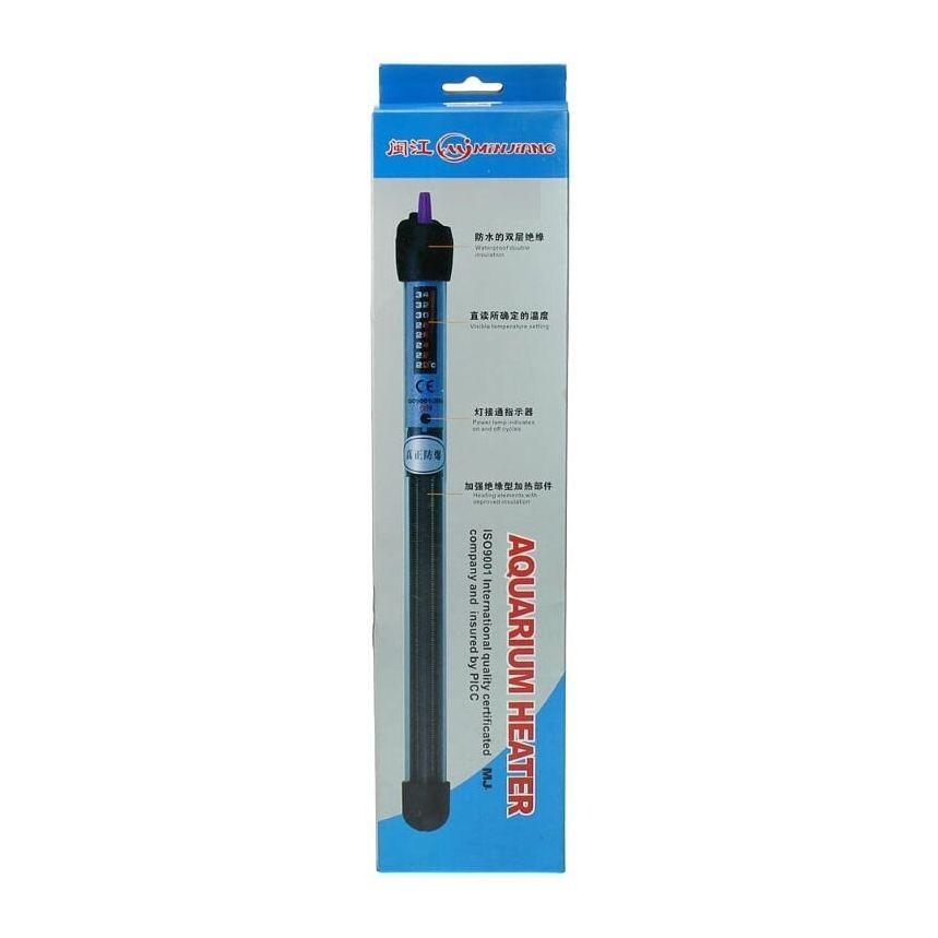 Termostato Aquecedor Minjiang MJ-HF300 300w - 110v