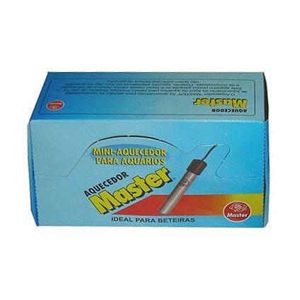 Aquecedor Mini Master 2,5w (Água Doce) - 110v