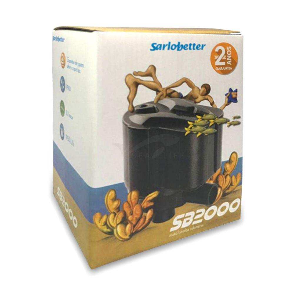 Bomba Submersa Sarlobetter SB2000 - 110v
