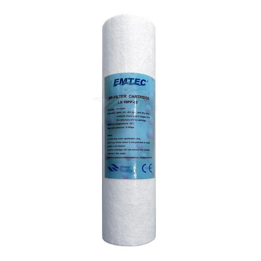 Cartucho Refil de Polipropileno Emtec LX-10PP-05