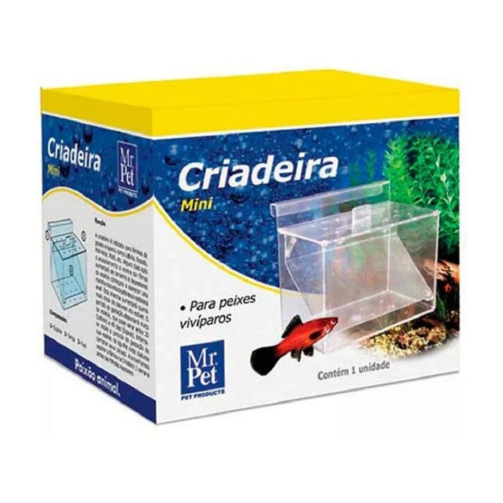 Criadeira Mini Mr. Pet