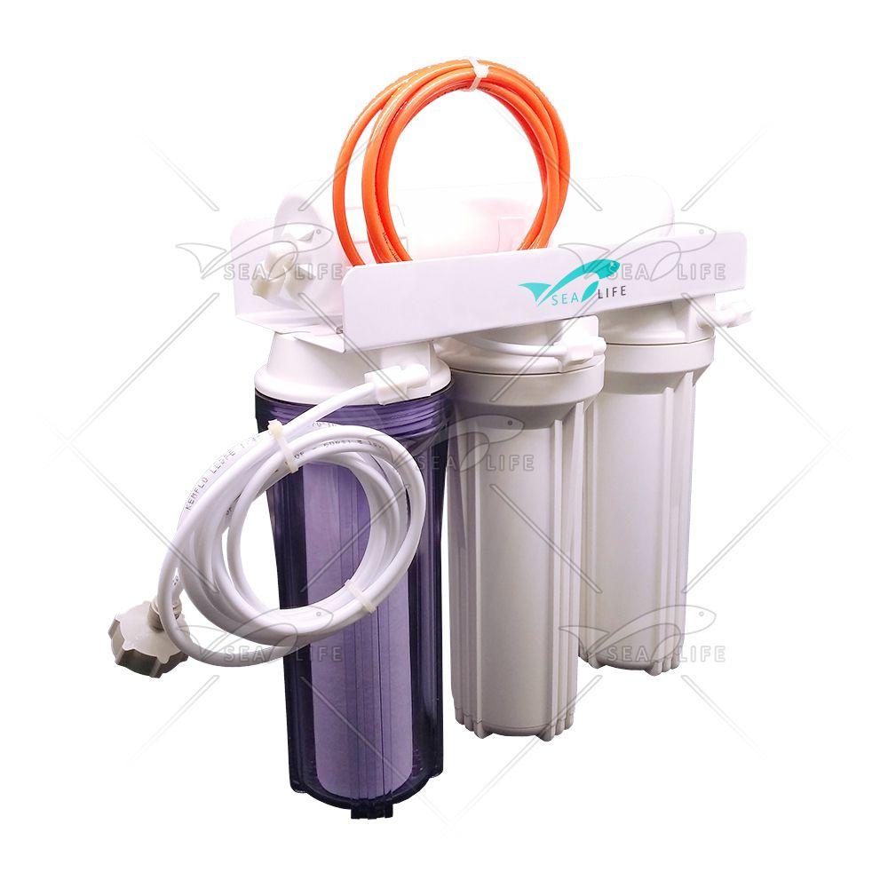 Filtro RO - Filtro de Água de 4 Fases Osmoze Reversa (3BR+1TR)