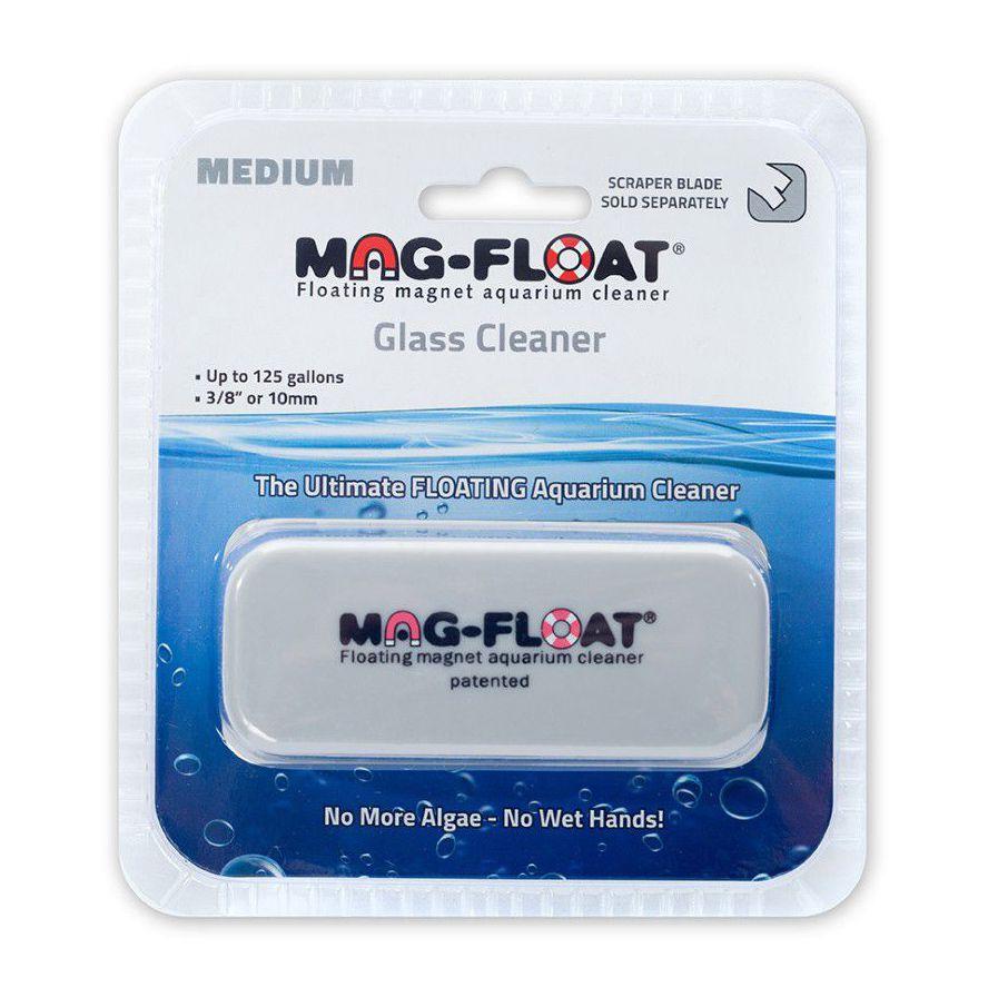 Limpador Magnético Mag-Float Medium Glass Vidro 10 mm