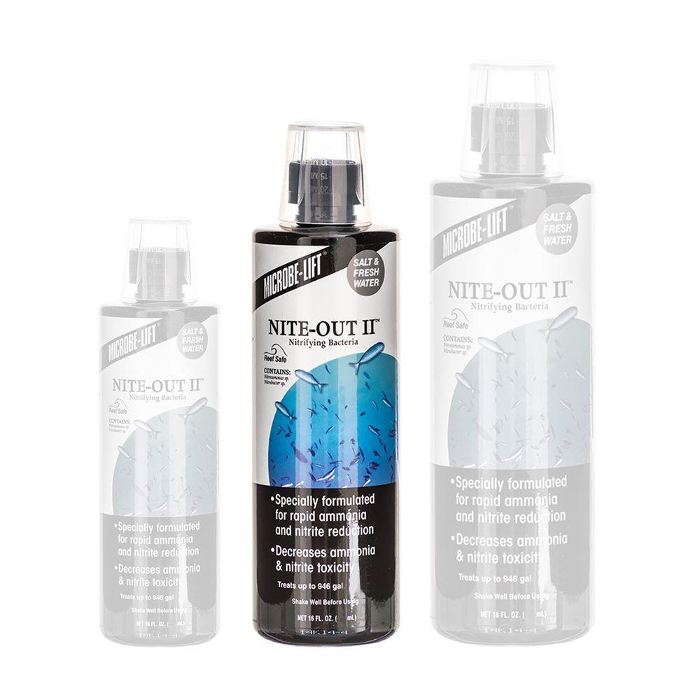 Nite-Out Microbe-Lift II (Niteh04) 118 ml