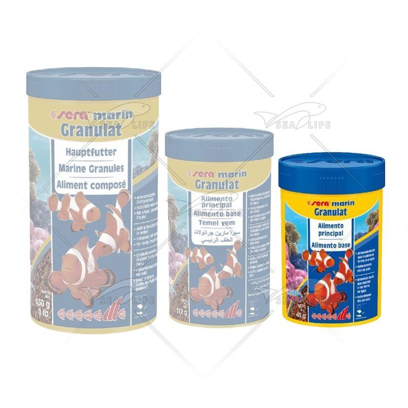 Ração Sera Marin Granules 45 g