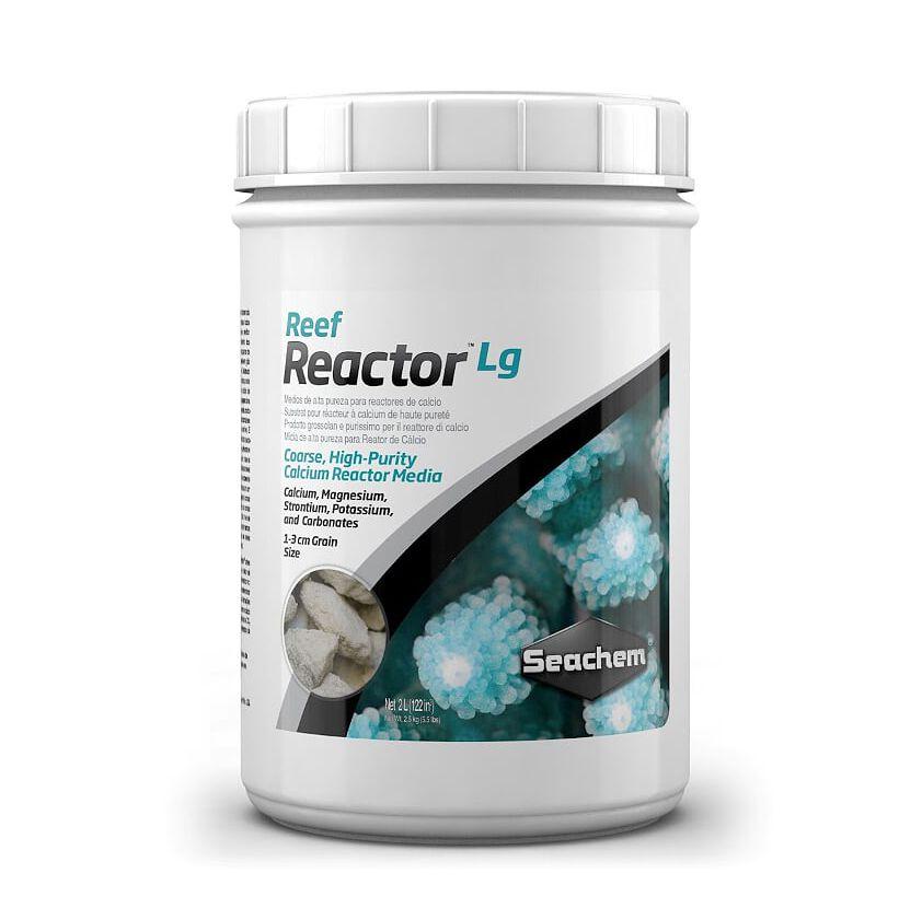 Reef Reactor Lg Seachem 2 L | Mídia para Reator de Cálcio