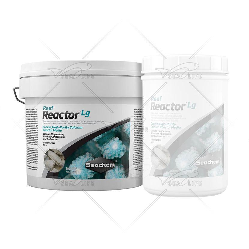 Reef Reactor Lg Seachem 4 L | Mídia para Reator de Cálcio
