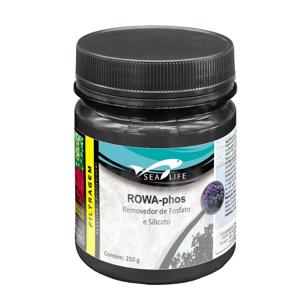 Removedor de Fosfato Rowaphos Rp500 / Sea Life - 250 g