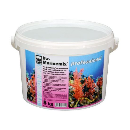 Sal HW Marinemix Professional 5 Kg (Baldinho)