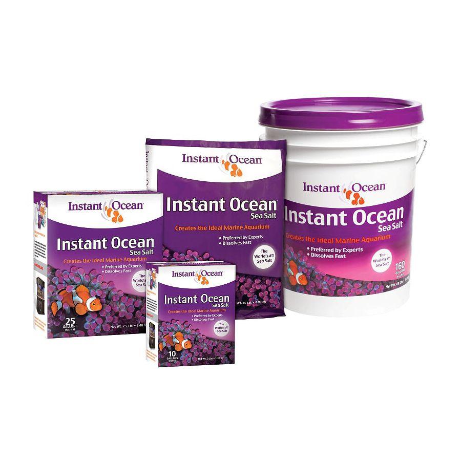 Sal Instant Ocean Sea Salt 21,7 Kg (Balde)