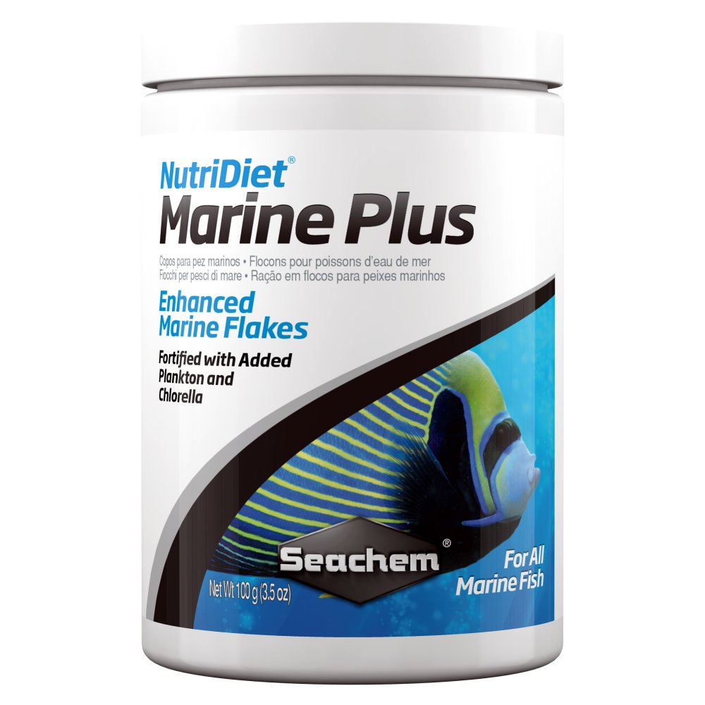 Seachem Nutridiet Marine Plus Flakes Probiotics 100g