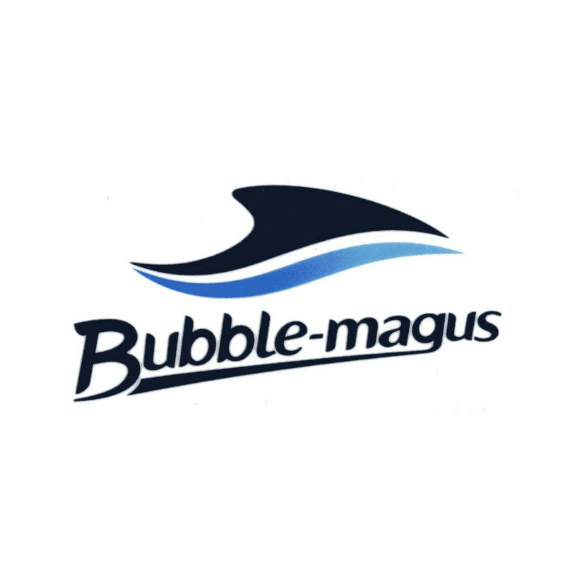 Suporte de Acrílico para Saco Filtrante Bubble Magus | Shark Bag - Peq