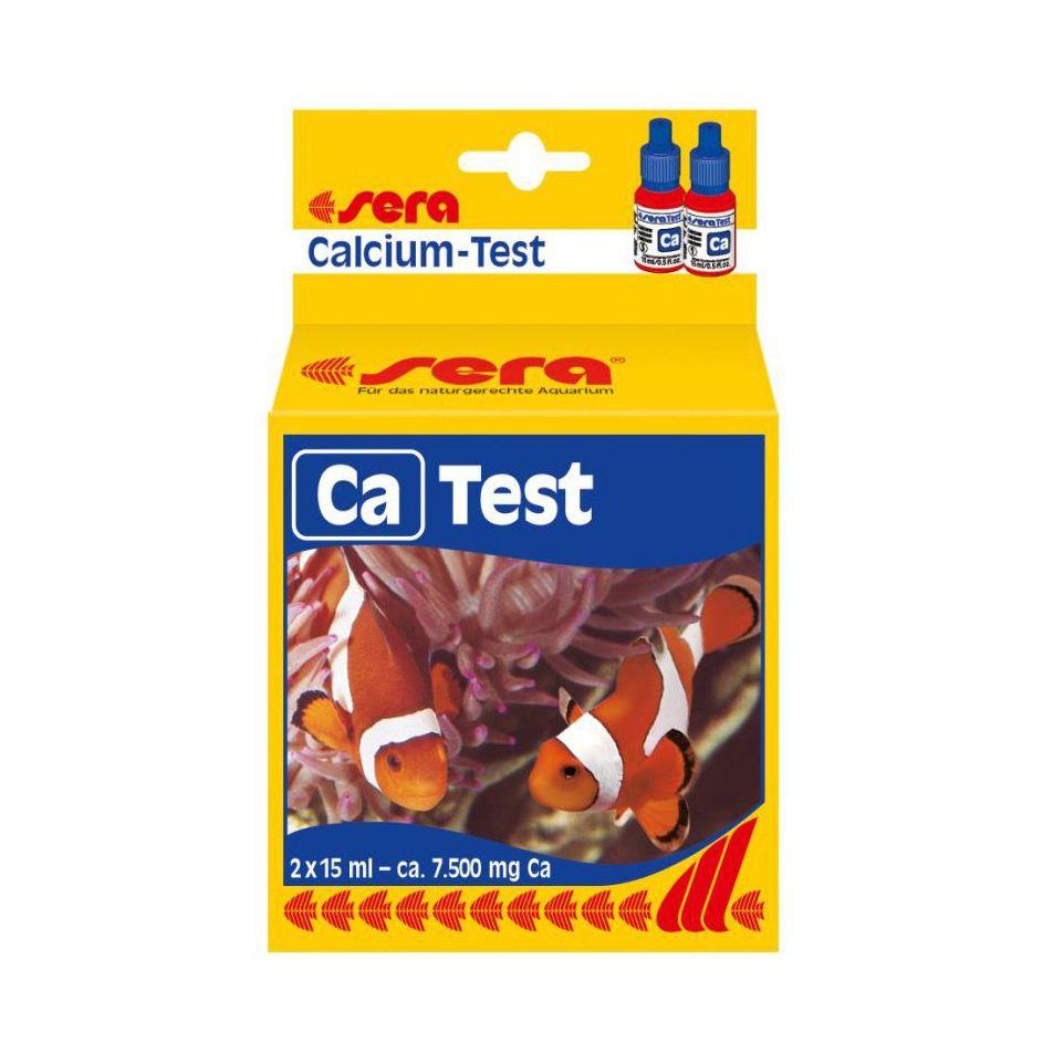 Teste de Cálcio (Ca) Sera - (Água Salgada)