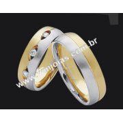 Aliança de casamento WM2080