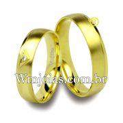Aliança de casamento WM2508