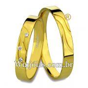Aliança de casamento WM2524