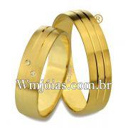 Alianca de casamento WM2527