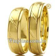 Alianca de casamento WM2539