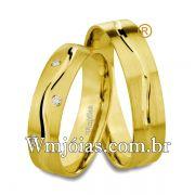 Alianca de casamento WM2555