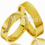Aliança de Casamento WM3001