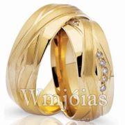 Aliança de Casamento WM3035