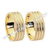 Aliança de noivado e casamento WM1360