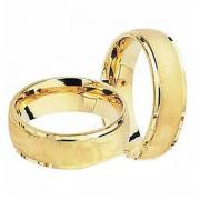 Aliança de noivado e casamento WM1362