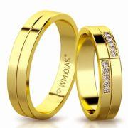 8abcb9c4e8bac Aliança de Ouro - Ofertas de Aliança Namoro